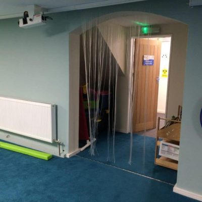 door-to-assessment rooms